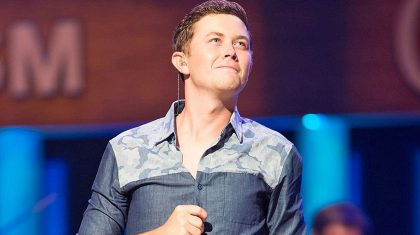 Scotty McCreery Gets The Surprise Of A Lifetime During Opry Show