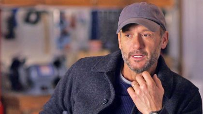 Tim McGraw Responds To Controversy Surrounding His New Film 'The Shack'