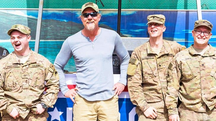 Trace Adkins Takes A Stand For The U.S.A. In Patriotic New Song 'Still A Soldier' | Country Music Nation