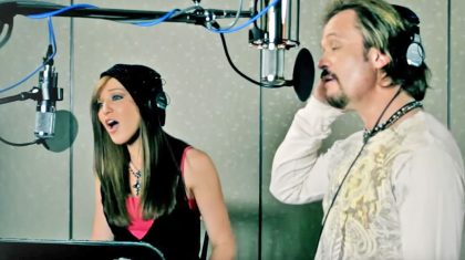 Travis Tritt & His Daughter Steal Hearts With Enchanting Duet