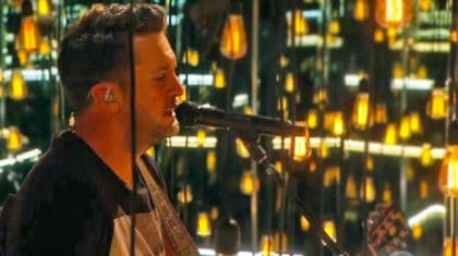 Luke Bryan Unleashes Wave Of Emotion With ACM Performance Of 'Fast'