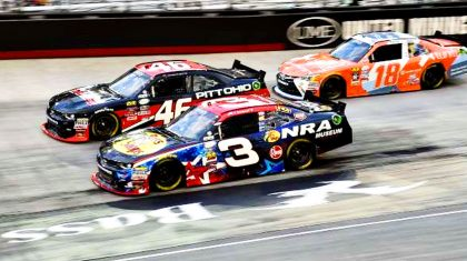 NASCAR Cancels Major Event