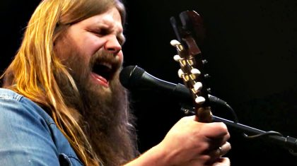 Chris Stapleton Revives Country Music With Impressive New Single