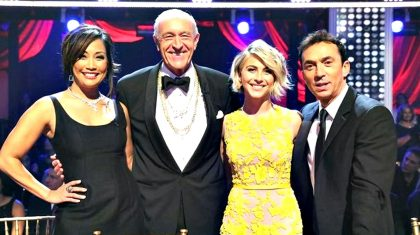 'Dancing With The Stars' Judge Hospitalized
