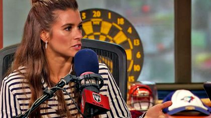 Danica Patrick Tells Dale Jr.'s Fans How To Move On