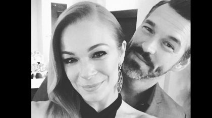 After 6 Years, LeAnn Rimes' Secret Wedding Photos Revealed
