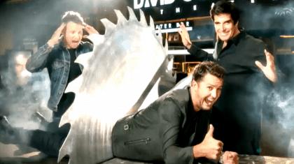 Luke Bryan & Dierks Bentley Take On Vegas 'Country Style' In Hysterical Opening Skit