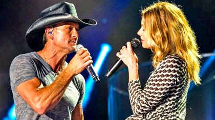 "Tim McGraw & Faith Hill Debut Heart-Melting New Duet, ""Break First"""