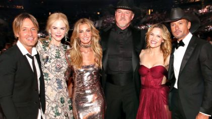Trace Adkins Hits ACMs With a Top 5 Debut Record