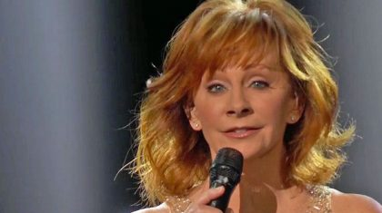 Reba McEntire Takes ACM Awards To Church With Incredible Performance Of 'Back To God'