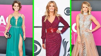 10 Of The Best Dressed Ladies At The 2017 ACM Awards