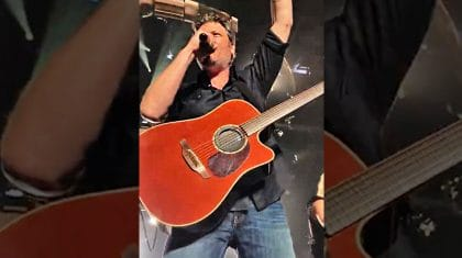 Blake Shelton Stuns Audience With Epic Surprise For 'Boys 'Round Here' Performance