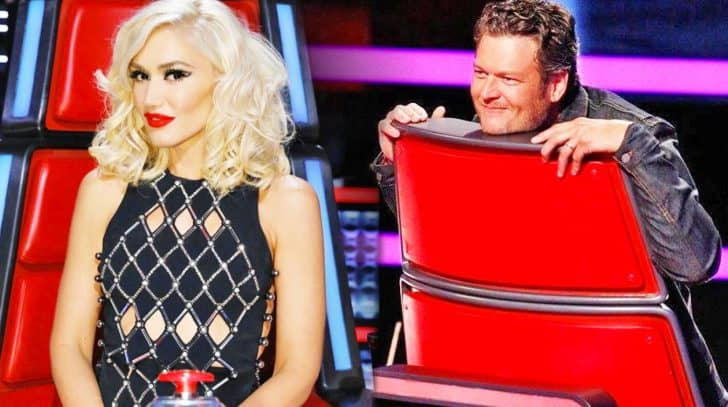 Gwen Stefani Spills What Song She & Blake Shelton Get Steamy To | Country Music Nation