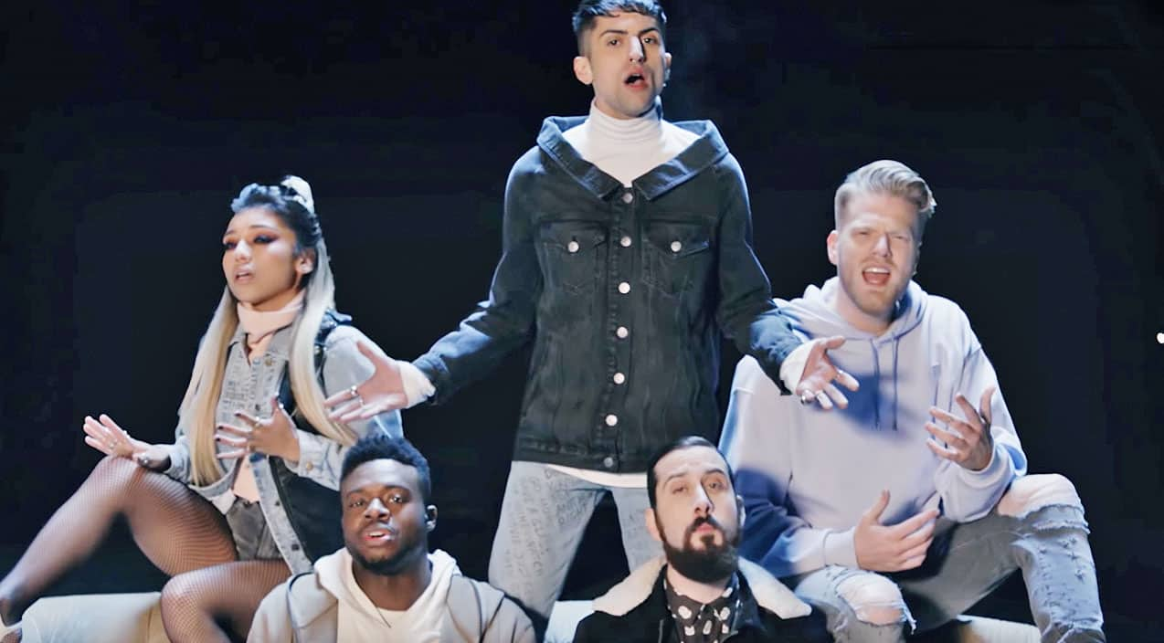 Pentatonix Releases Bone-Chilling Video For 'Bohemian Rhapsody'