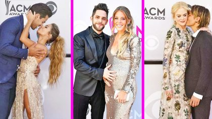 9 Of The Cutest Couples At The 52nd Annual ACM Awards