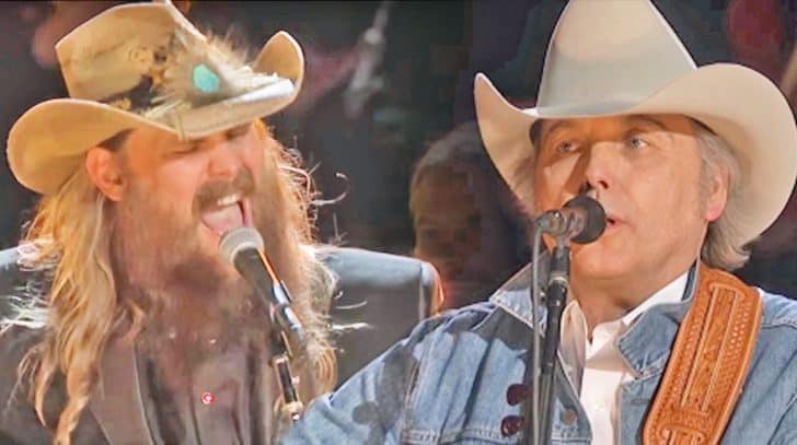 Dwight Yoakam And Chris Stapleton Team Up For Chilling 'Seven Spanish Angels'  Performance | Country Music Nation