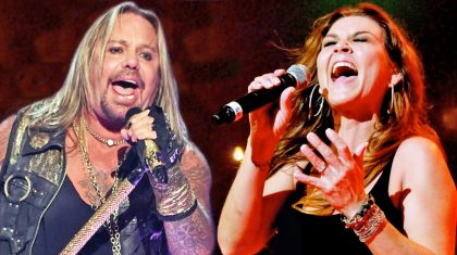"Mötley Crüe's ""Wild Side"" Gets A Bad Ass Gretchen Wilson Makeover"