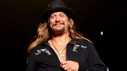 Kid Rock's Engagement Confirmed When Photos Of Massive Diamond Ring Surface