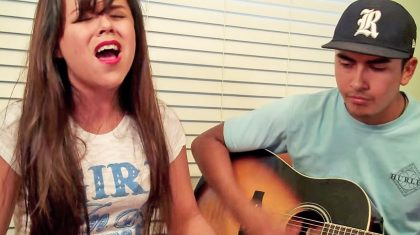 Brother & Sister Issue One Red-Hot Cover Of Gretchen Wilson's 'Redneck Woman'
