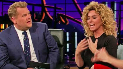 Shania Twain Reveals Hysterical Onstage Disaster