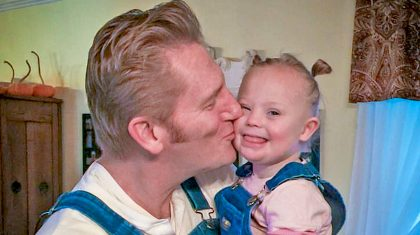 10 Of Rory & Indy Feek's Sweetest Father-Daughter Moments