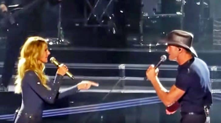 Tim McGraw & Faith Hill Thrill Fans With Aretha Franklin, George Michael Duet | Country Music Nation