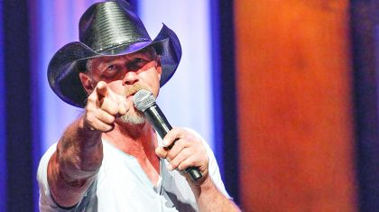 "It 'Ain't Just The Whiskey Talkin"" In This Sizzlin' New Song From Trace"