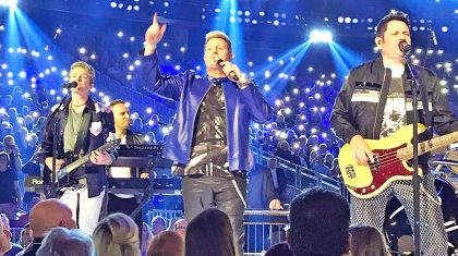 Rascal Flatts Brings ACMs To Life With Unforgettable Performance Of 'Yours If You Want It'