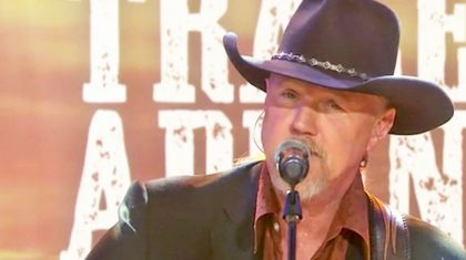Trace Brings A Little Country Magic To Live TV With Passionate Performance Of 'Watered Down'