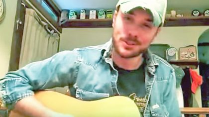 Handsome Cowboy Bleeds Country During Impressive Alan Jackson Cover