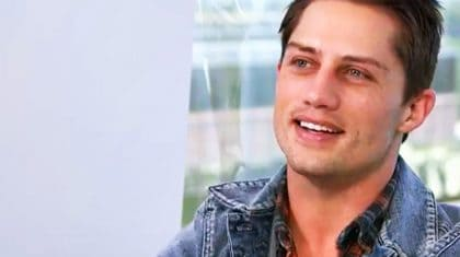 DWTS' Bonner Bolton Confesses He Wants To Date Someone From The Show
