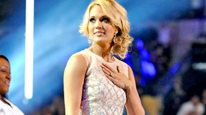 Carrie Underwood's Heart Melts Over Adorable Father-Son Photo