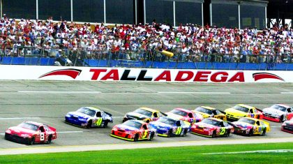 Talladega Fires Back At NASCAR Driver's Controversial Statement