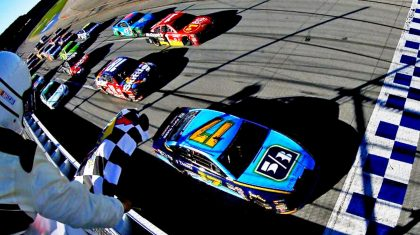 Unexpected NASCAR Winner Explains How He Crushed Kyle Busch