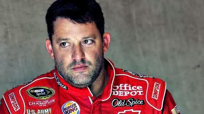 Tony Stewart Gets In Trouble With The Law