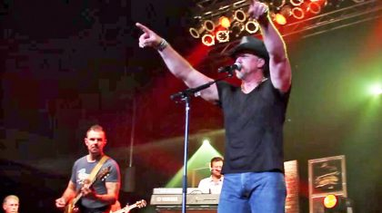"""Trace Adkins Applauds Strength Of Americans With Mighty Anthem, """"Tough People Do"""""""