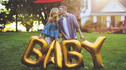 NASCAR Driver & Wife Announce First Pregnancy