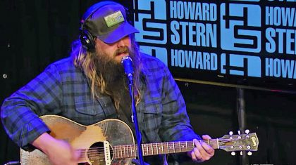 Chris Stapleton Goes Unplugged For Heart-Tugging Performance Of New Song