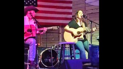 Garth Brooks' Daughter Shows Undeniable Talent With Cover Of Dixie Chicks' 'Travelin' Soldier'