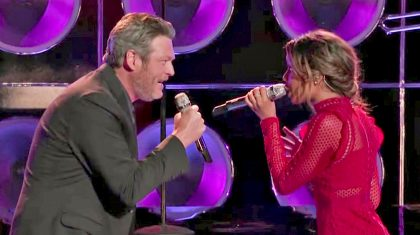 15-Year-Old Aliyah Moulden & Blake Shelton's Groovy 'Voice' Duet Will Have You 'Dancing In The Street'