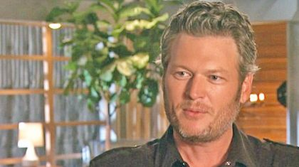 Blake Shelton Says Next Album Is 'Going To Be My Last'