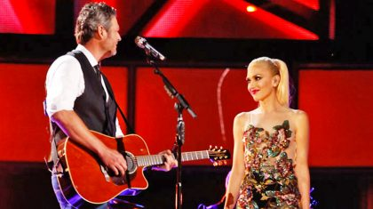 Talk Of Blake Shelton & Gwen Stefani Duet Sends Fans Into A Frenzy