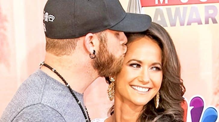 Brantley Gilbert & Wife Reveal Exciting News | Country Music Nation