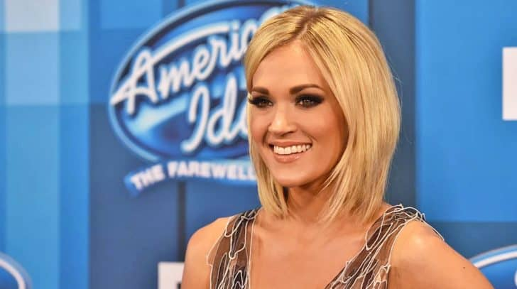 Carrie Underwood Reunites With 'American Idol' Judge Amid Rumors She Is Joining The Reboot | Country Music Nation