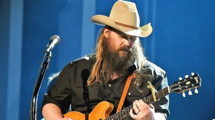 Chris Stapleton Forced To Postpone 3 Weeks Of Shows