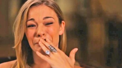 LeAnn Rimes Opens Up On Her Tearful Reunion With Her Estranged Mother