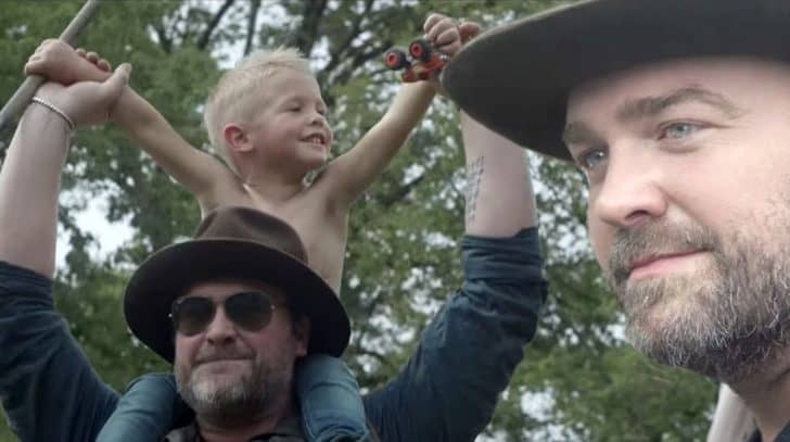 Country Star's New Music Video Will Make Parents Raising Boys Burst Into Tears | Country Music Nation