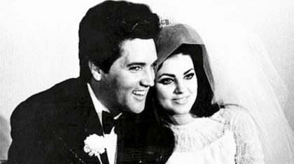 6 Times Elvis & Priscilla Turned Heads On Their Glamorous Wedding Day
