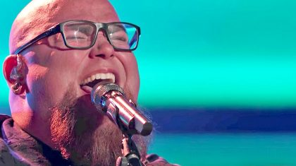 Jesse Larson Charms 'The Voice' With Sultry Song Written By Chris Stapleton