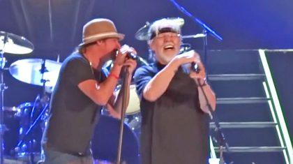 Kid Rock & Bob Seger Thrill Crowd With Killer 'All Summer Long'